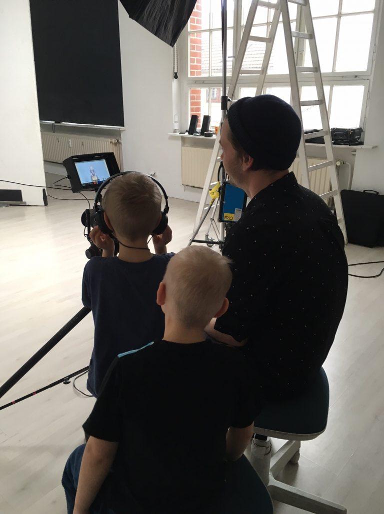 Bewerbung für eine Kita der AWO Berlin